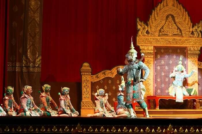 rose garden cultural show bangkok