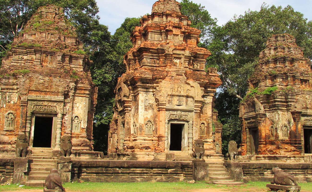 Lolei Temple cambodia
