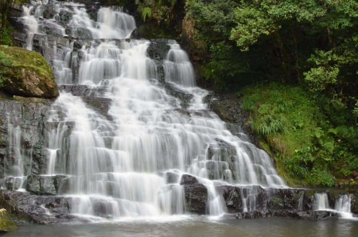 Waterfall in Shillong