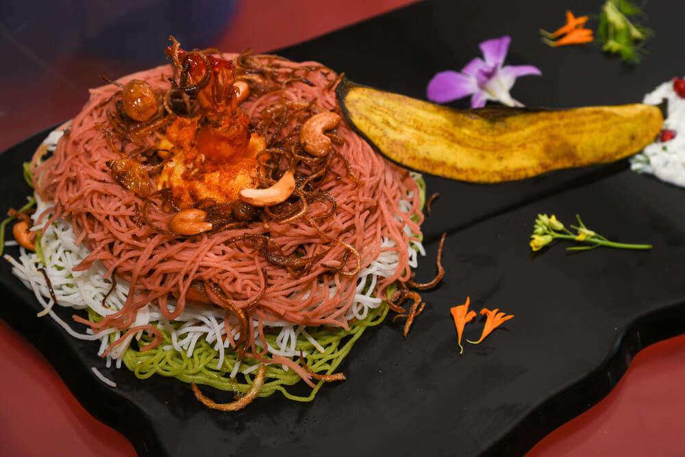 idiyappam street food