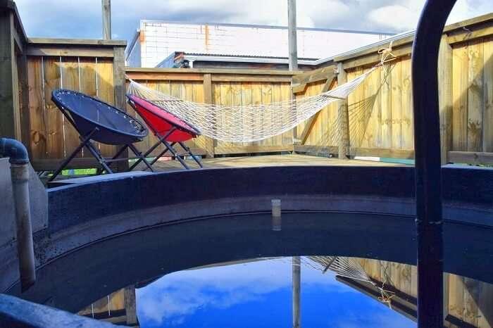 spa lodge rotorua hostel