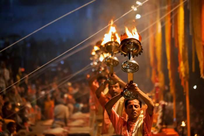 varanasi ghat india gaining more popularity as tourism destination