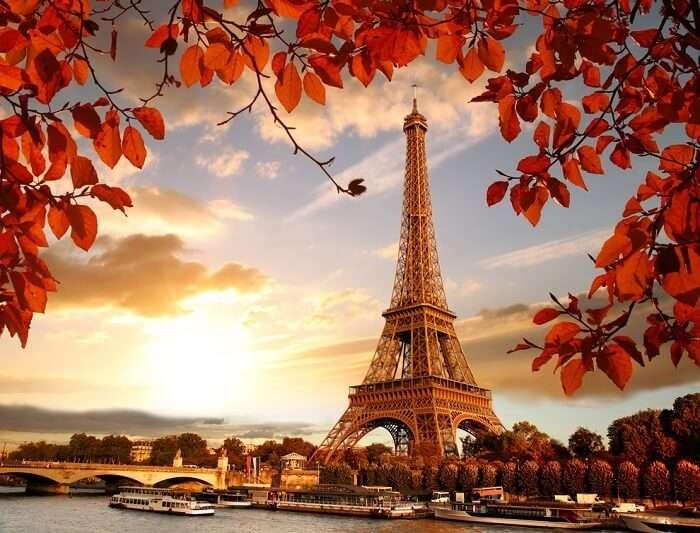 weather in paris