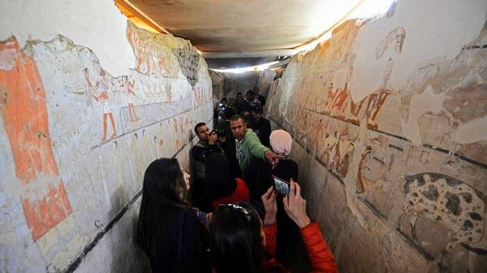 4,400-Year Old Egyptian Tomb