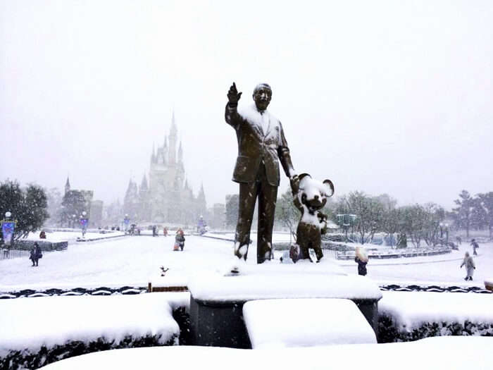 Walt Disney & Mickey Mouse