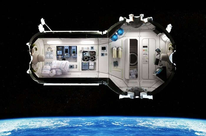 Russia Plans To Open A Luxury Hotel In Space