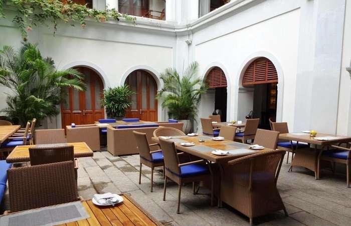 Restaurants in Pondicherry