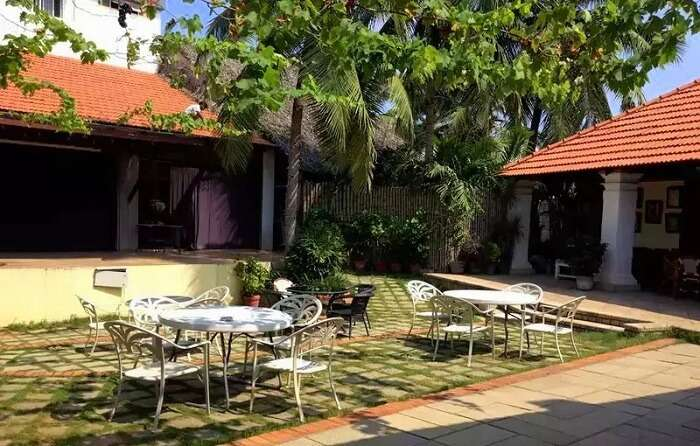 Tryst Cafe Chennai
