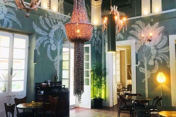Coromandel Cafe & Restaurant Pondicherry