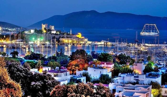 Nightlife Of Bodrum