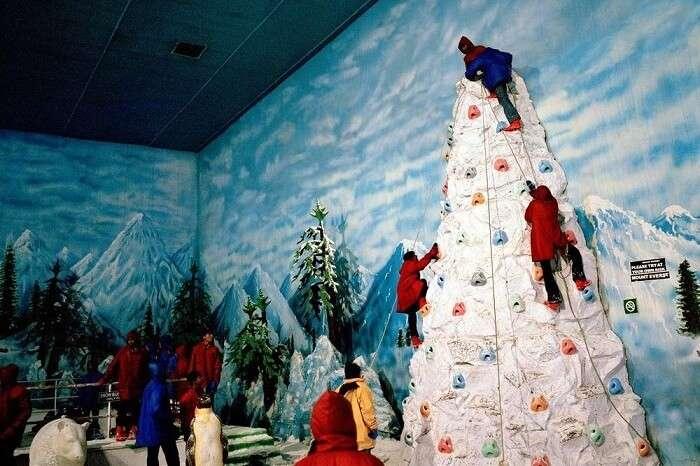 Snow World Hyderabad