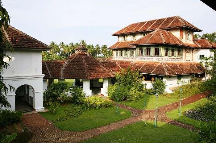 Kalari Kovilakom, Kerala