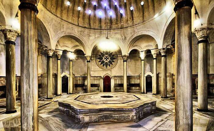 Turkish Bath In Istanbul