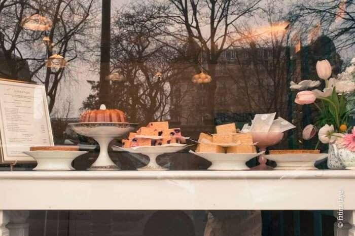 Bontemps bakery paris