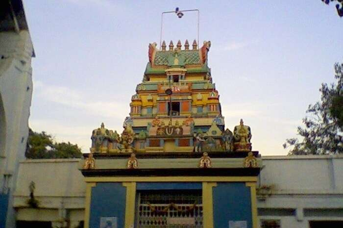 Chilkur Temple