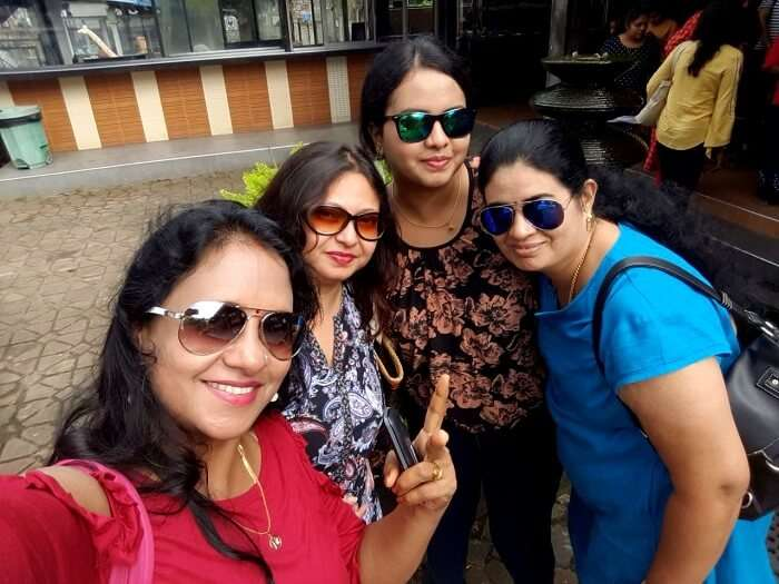 having fun in sigiriya