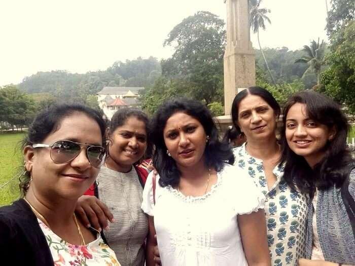 sightseeing tour of kandy