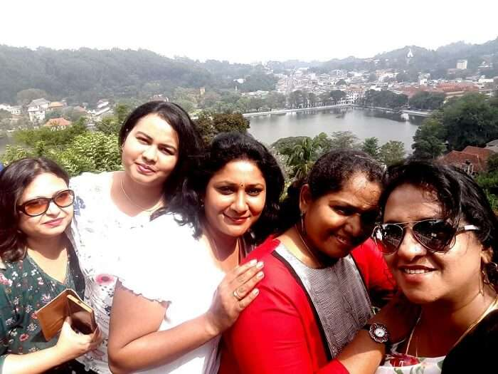 sightseeing in kandy