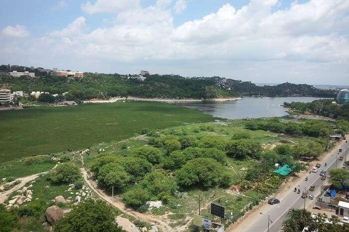 Durgam Reservoir