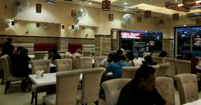 Madras darbar restaurant in pattaya