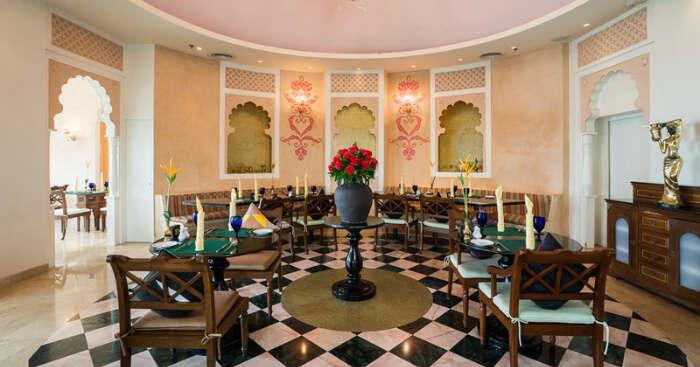 Maharani restaurant in pattaya