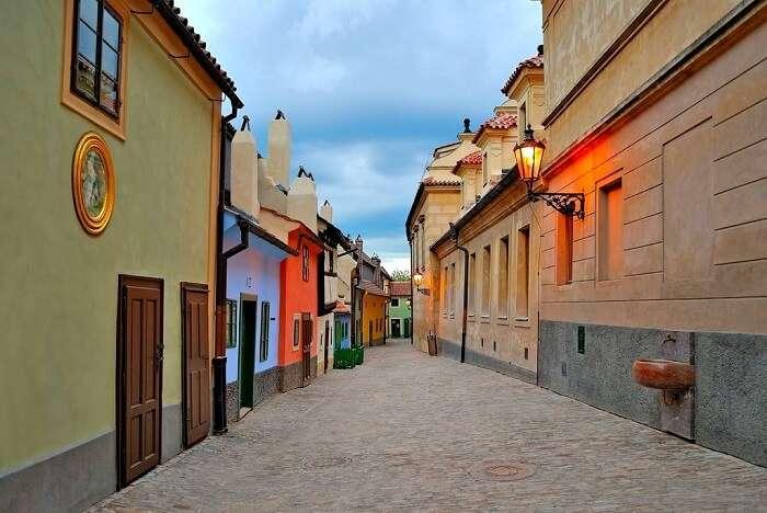 Golden Lane, Prague