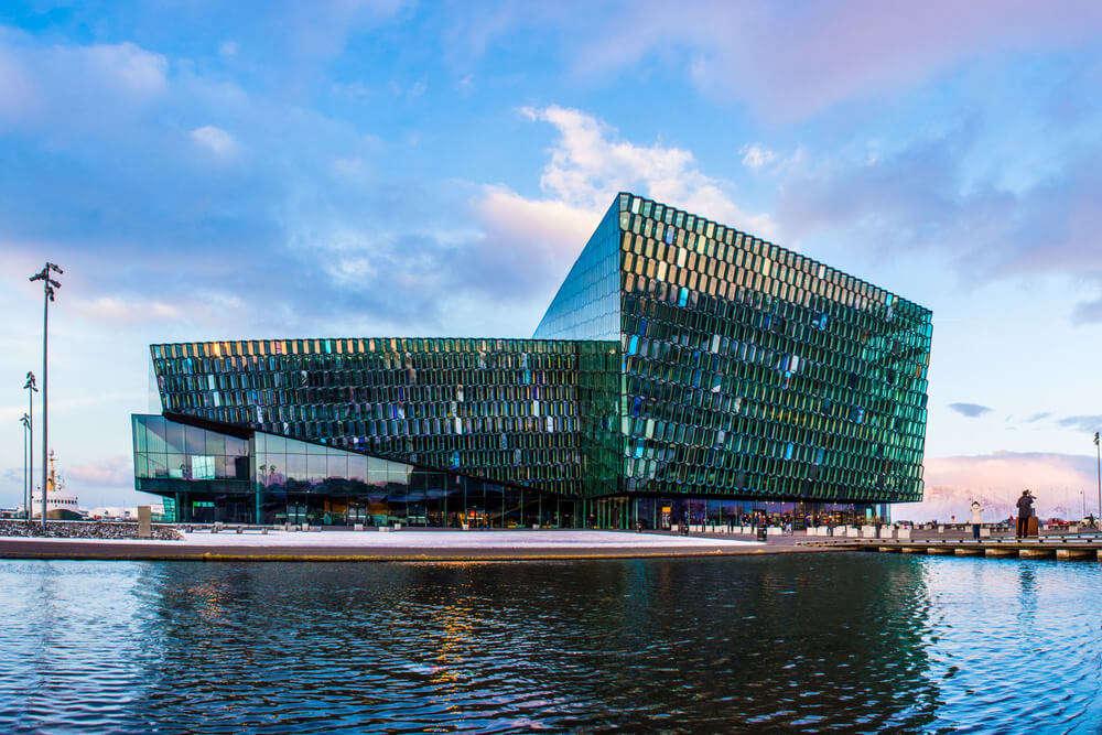 Harpa Reykjavik Concert hall