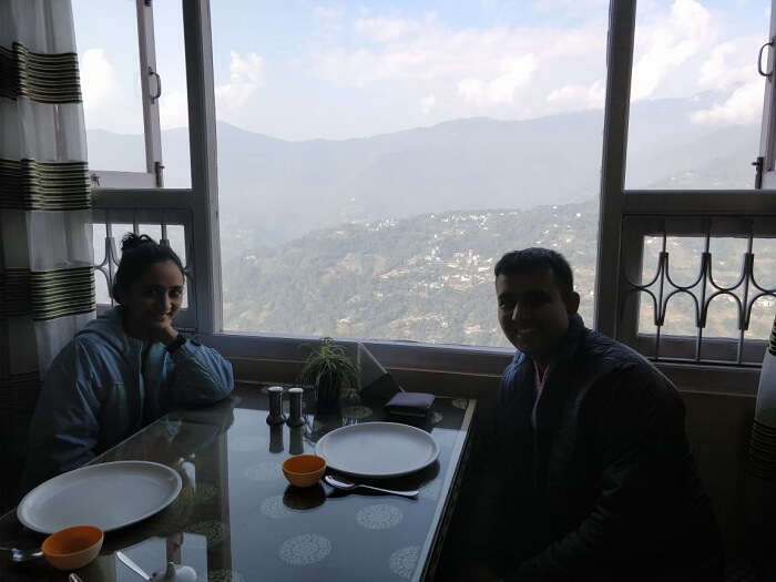 cafes of gangtok