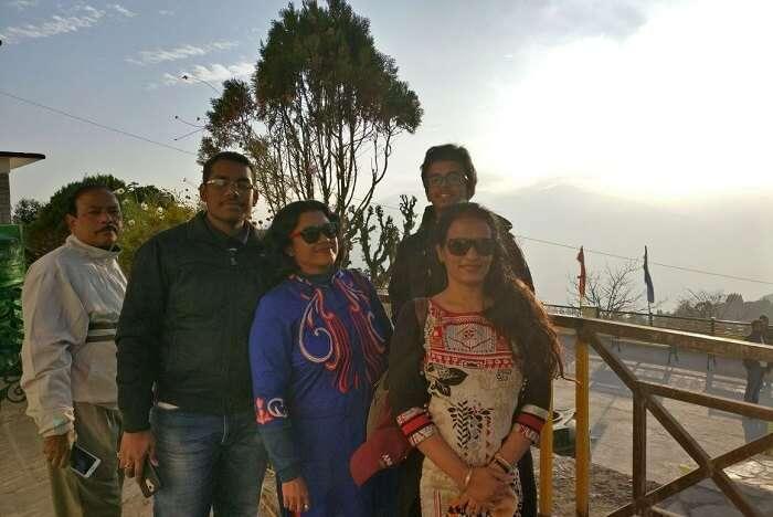 Shantanu northeast trip- riding to pelling