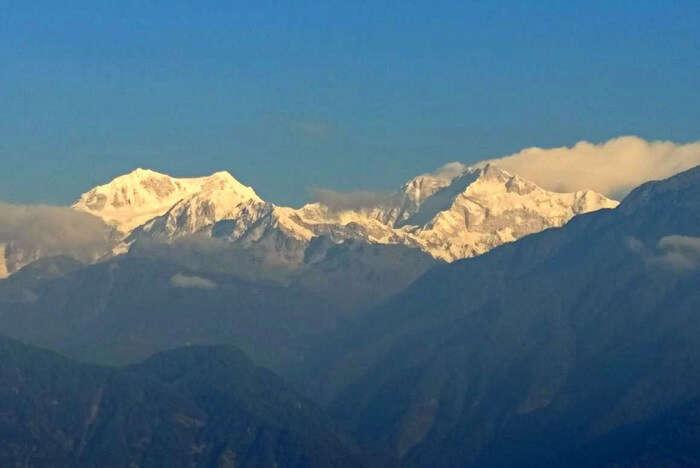 Shantanu northeast trip- views from the hotel
