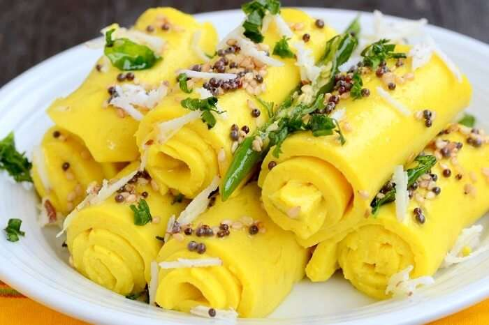 Gujarati Dishes That Will Gain A Sweet Spot In Your Heart