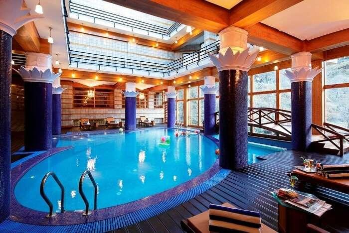 Manuallaya -The Resort Spa in manali