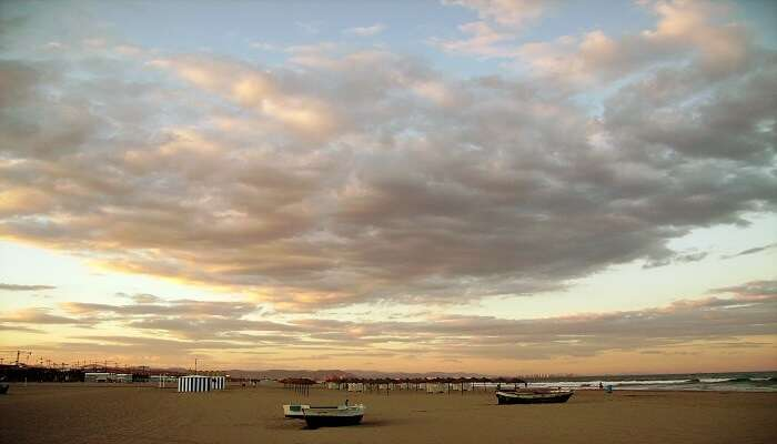 beach near Valencia
