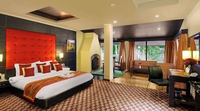 Quality Inn and Suites River Country Resort in manali