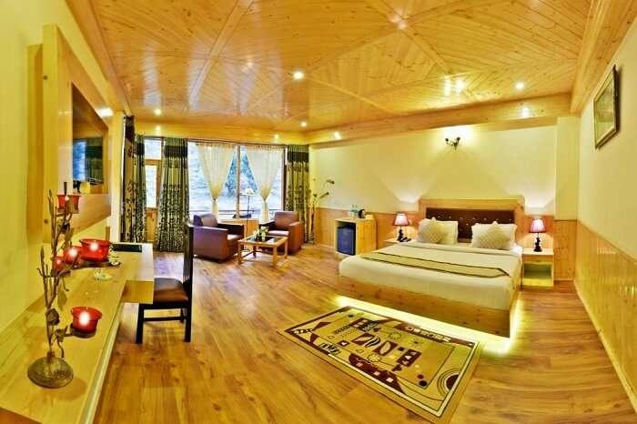 Whistling Pines Resorts & Spa