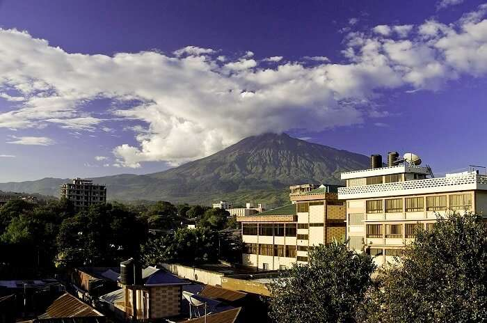 arusha city in tanzania