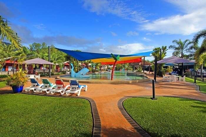 coconut resort in cairns australia