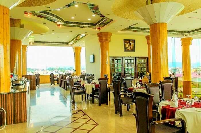 emerald court restaurant Dehradun