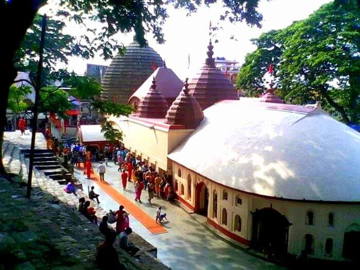 Khamakhya temple
