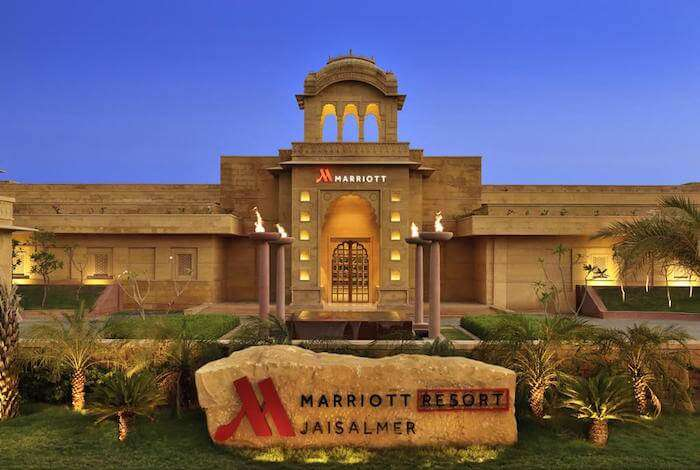 jaisalmer marriott