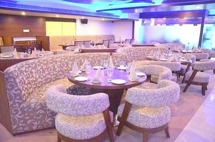 pacific blue restaurant dehradun