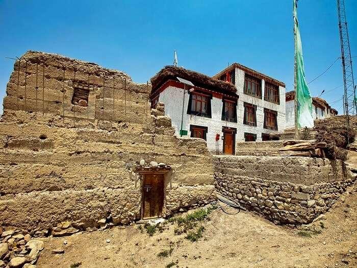 post office in hikkim spiti
