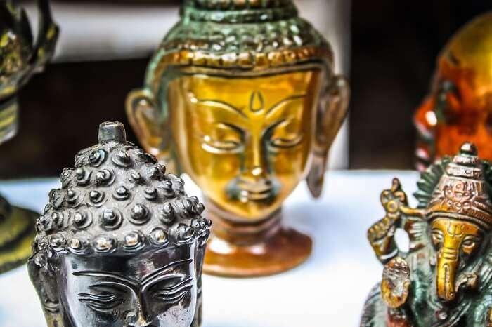 tibetan handicrafts in kaza