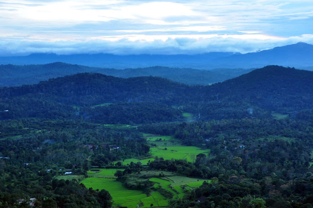 mountains of coorg