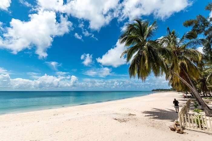 Pemba Island in Tanzania
