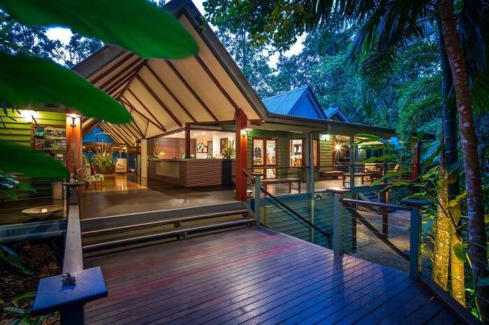 Silky Oaks Lodge australia