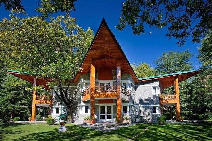 Span Resort & Spa suite