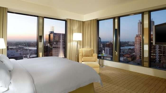 The Westin Sydney hotel in australia
