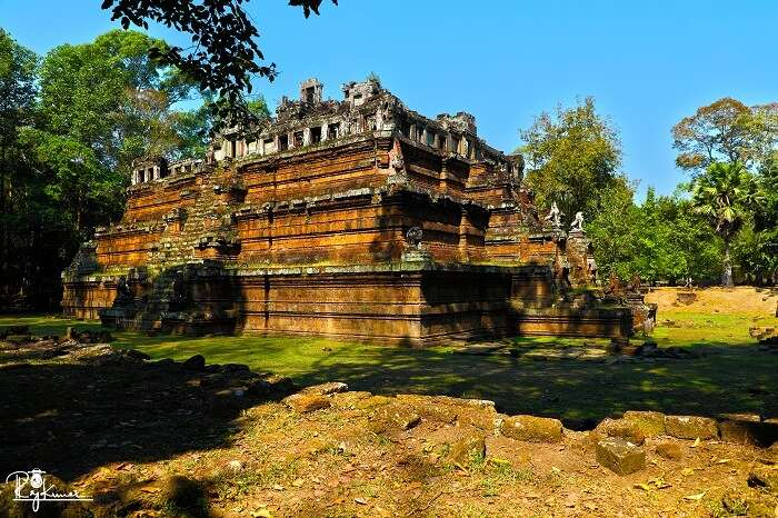 temples in angkor wat