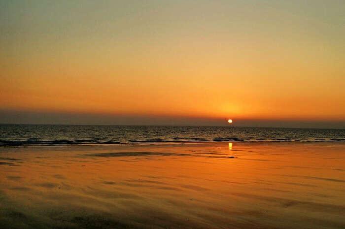 Mandvi Beach, Ratnagiri